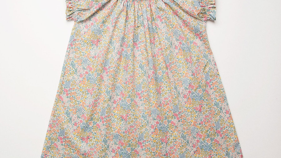 Nellie Quats Mother May I Dress Joanna Louise Liberty Print