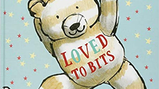 Loved to Bits Book