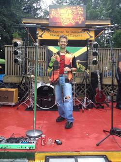 Jamaican me Crazy Party