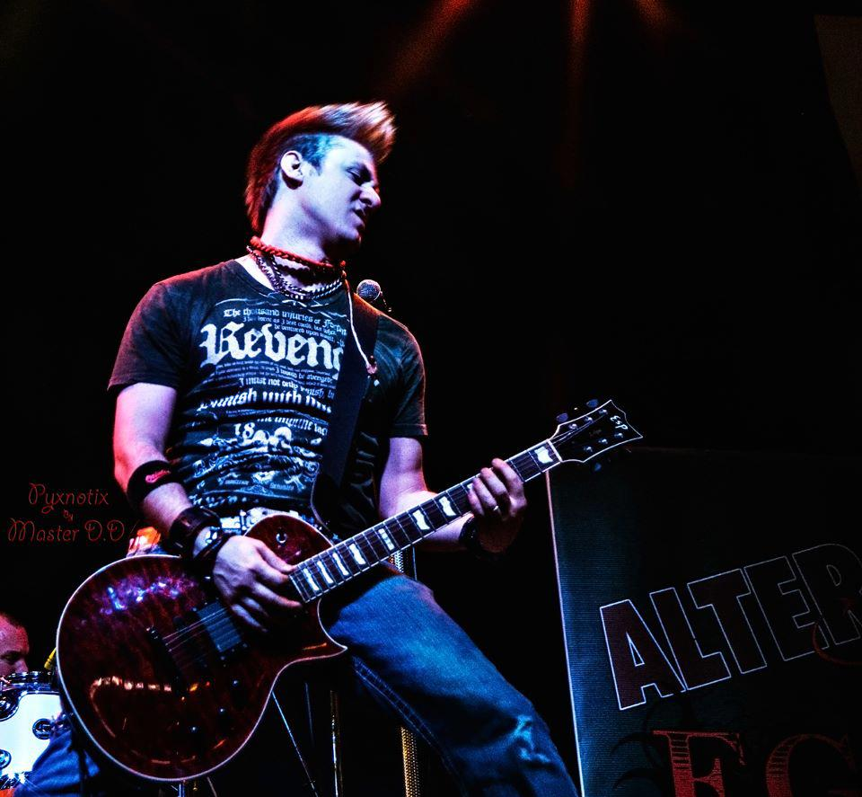 AE Jamie Guitar
