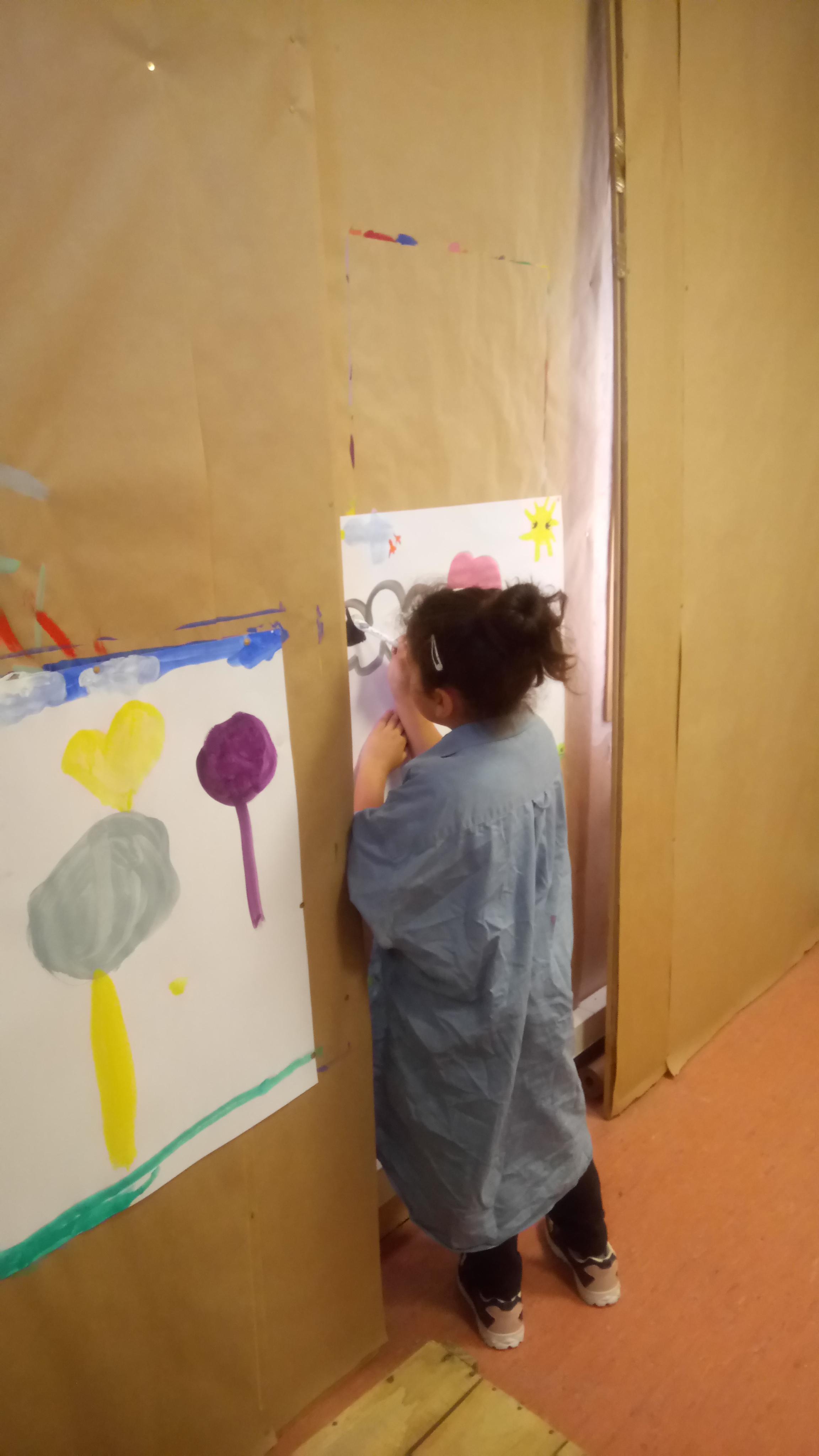 Atelier (c)ouvert à l'ASGB