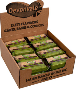 Oat Flapjack - Chocolate Chip