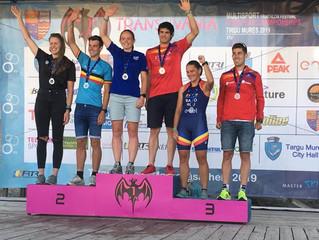"""Devonvale supports European Triathlete Success"""