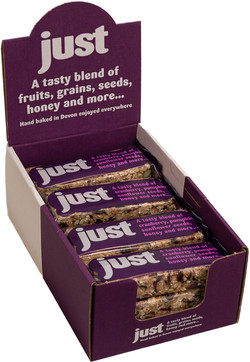 Just Bar - Cranberry & Seed