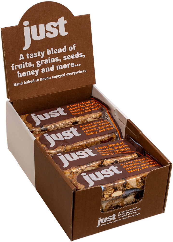 Just Bar - Fruit & Nut