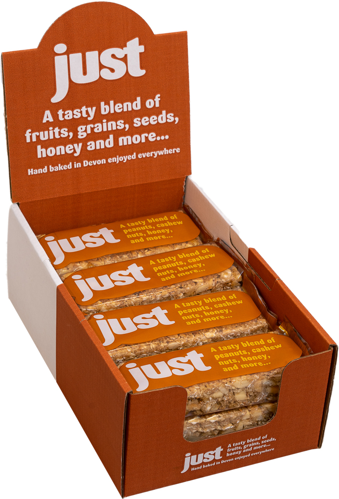 Just Bar - Honey & Nut