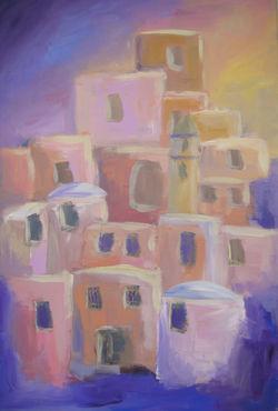 I Dream of Jerusalem VII