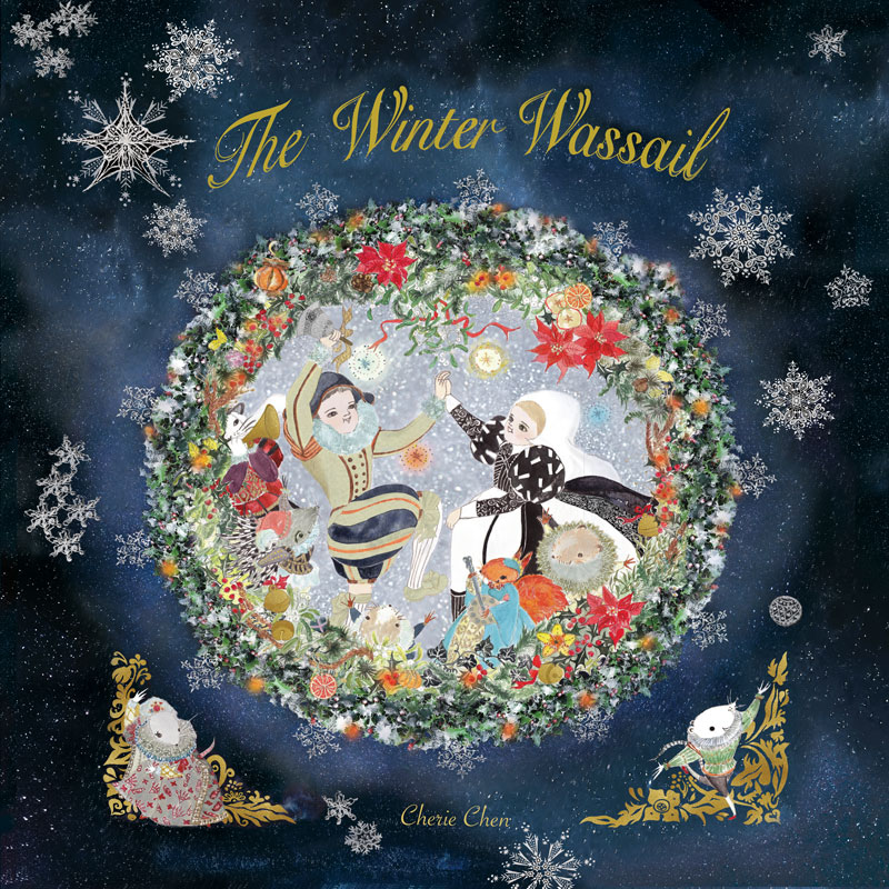 The Winter Wassail Book