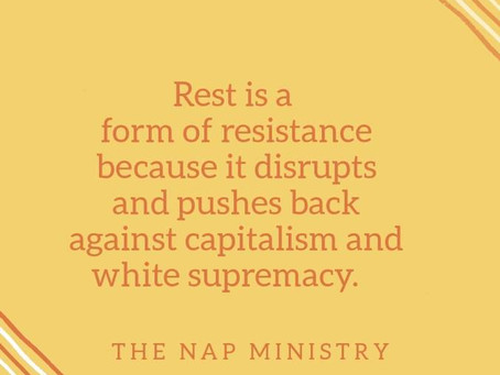 The Golden Rule of Naps