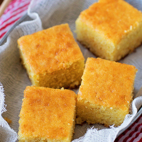 Heavenly Vegan Corn Bread Recipe