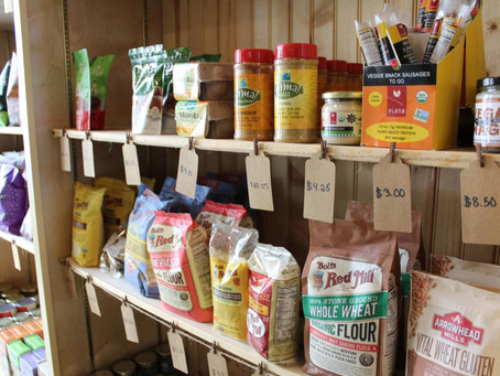 Pennsylvania's first all-vegan grocery store