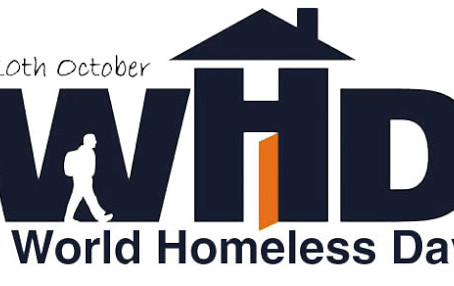 World Homeless Week Public Lecture, Online, Monday 5th October, 6pm