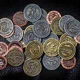 Coins colorés