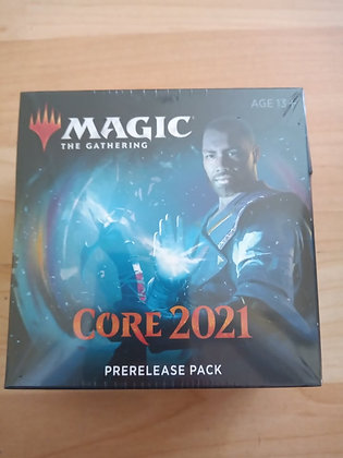 MTG Coreset 2021 Prerelease Kit