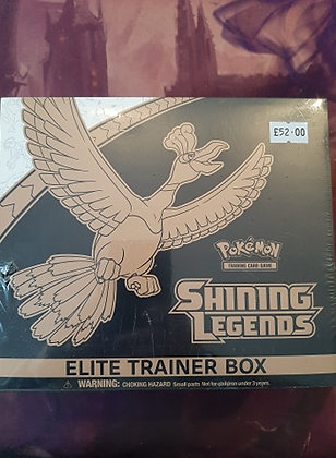 Pokemon Shinning Legends Elite Trainer Box