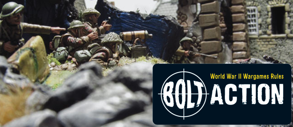BOLT ACTION TOURNAMENT!