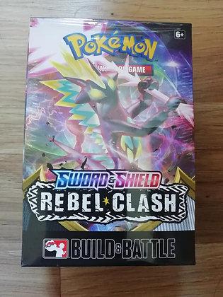 Pokemon Build and Battle Box