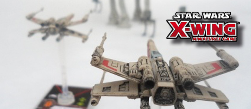 X-WING TOURNAMENT IS COMING!