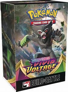 Pokemon Vivid Voltage Prerelease Kit