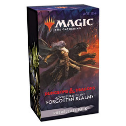 MTG Forgotten Realms Prereleas Kit