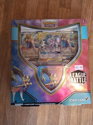 Pokemon League Battle Deck Zacian