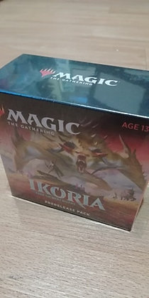 MTG Ikoria Prerelease Kit