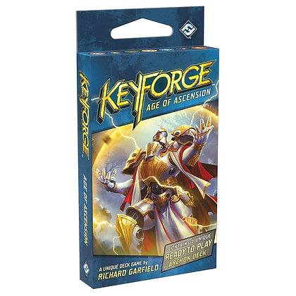 Key Forge Age of Ascension Deck