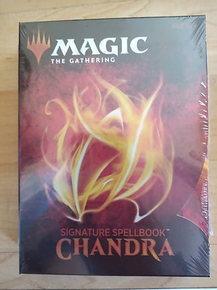 MTG Chandra Signature Spellbook