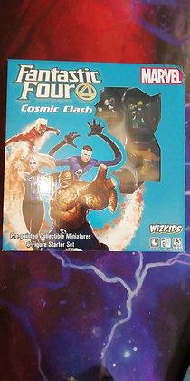 Marvel Heroclix Fantastic Four Starter Set