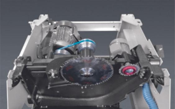 Escuadradora Robland Z400 Digital