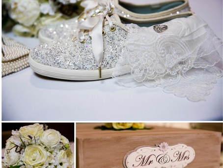 Claire + Bill ||| Married