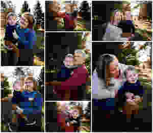 family pictures, photography, wisconsin photography, family portraits, grandma, grandpa, aunt