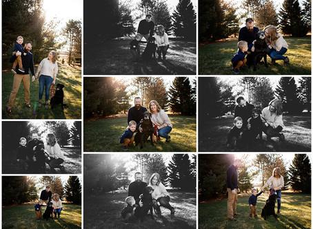 Extended Family Shoot in Merton, Wisconsin