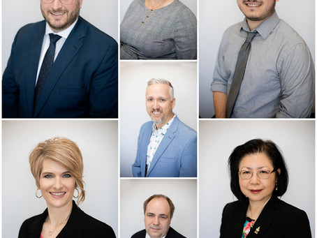 Business Headshots: Old + New
