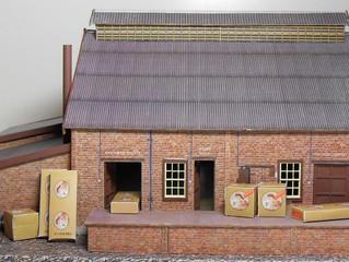 New OO Gauge Brick Factory