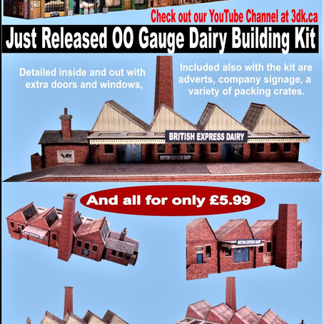 New 3dk Building Kit Released
