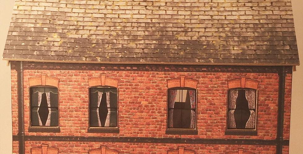 OO-3 BRICK TERRACED HOUSE