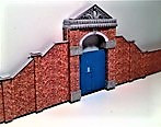 Just Released, Grand Victorian Factory Archway & Walling