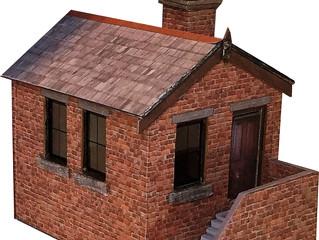 Just Released New OO Gauge Brick Office