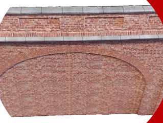 Our brick wall can be printed out as many times as you want.