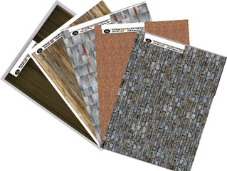 New release For 2020. A range of Textured Detailing Sheets designed to help the scratch modeller. 