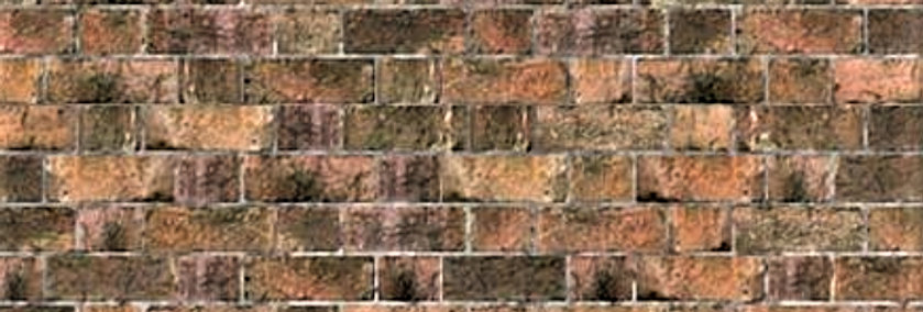 TS002 TEXTURED BRICK WALL SHEET