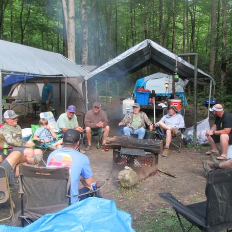 Snowbird Camping Trip 2020