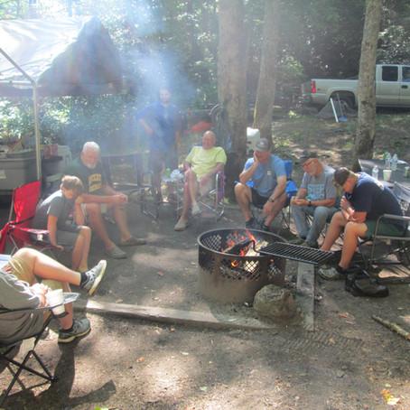 Snowbird Camping Trip 2021