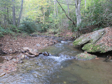 2019-10-12 Three New Creeks in the High Country