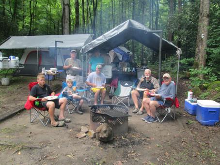 Snowbird Camping Trip 2019