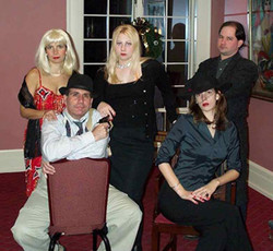 Murder Mystery at Masonic Temple