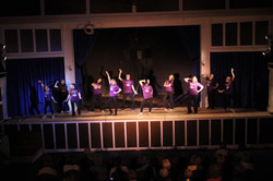 Revue for Romeo Monday Night Club