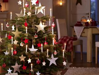 Preparando a casa para o Natal