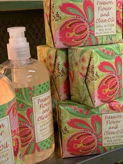 Passion Flower Olive Oil